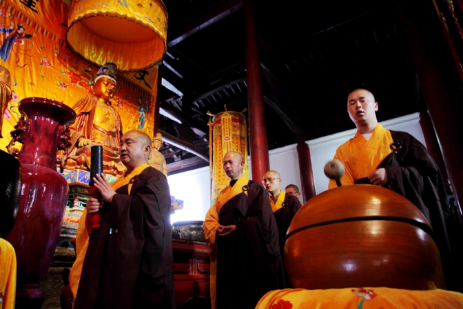Etiquette for visiting Buddhist Temples
