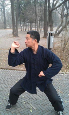 Baji Quan