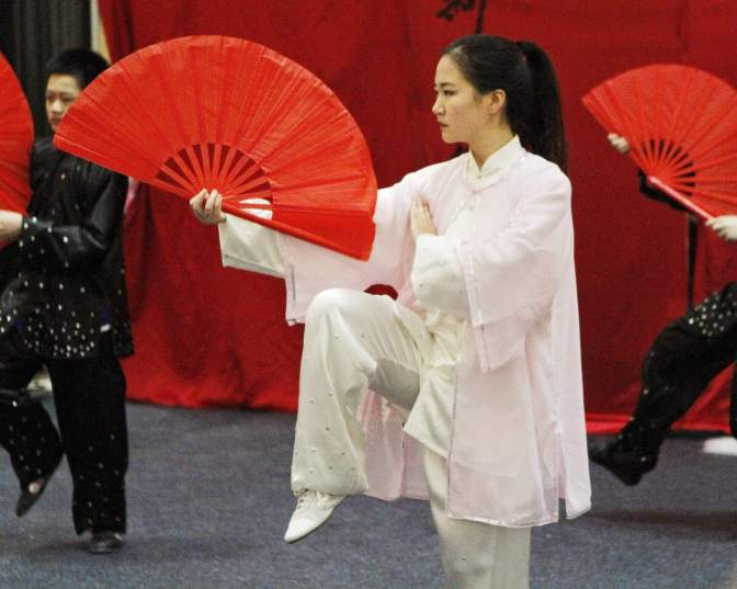 How an American Dancer  Introduced Tai Chi to America