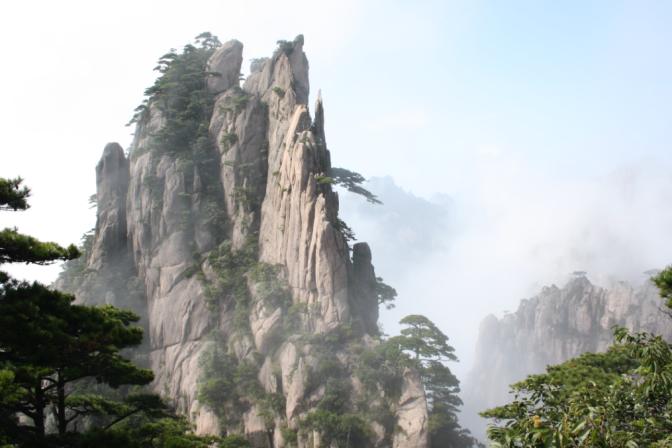 Huang Shan – China's famous Yellow Mountain