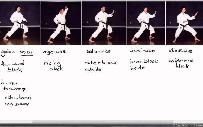 Infinite Dao – 尝试空手道 Trying Karate