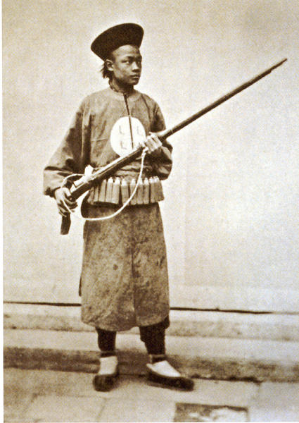 Villains, Guns and Humor: Giving Texture to the Early 19th Century Chinese Martial Arts