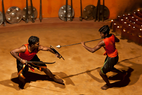 An Opportunity to Document the Indian Martial Arts