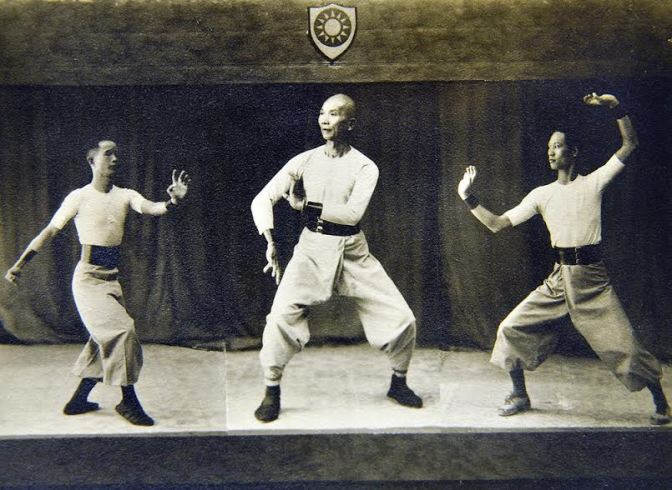 Research Notes: Kung Fu at the American School in Shanghai, 1936