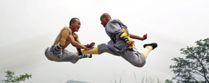 Learn Kung Fu in China, in 3 simple steps