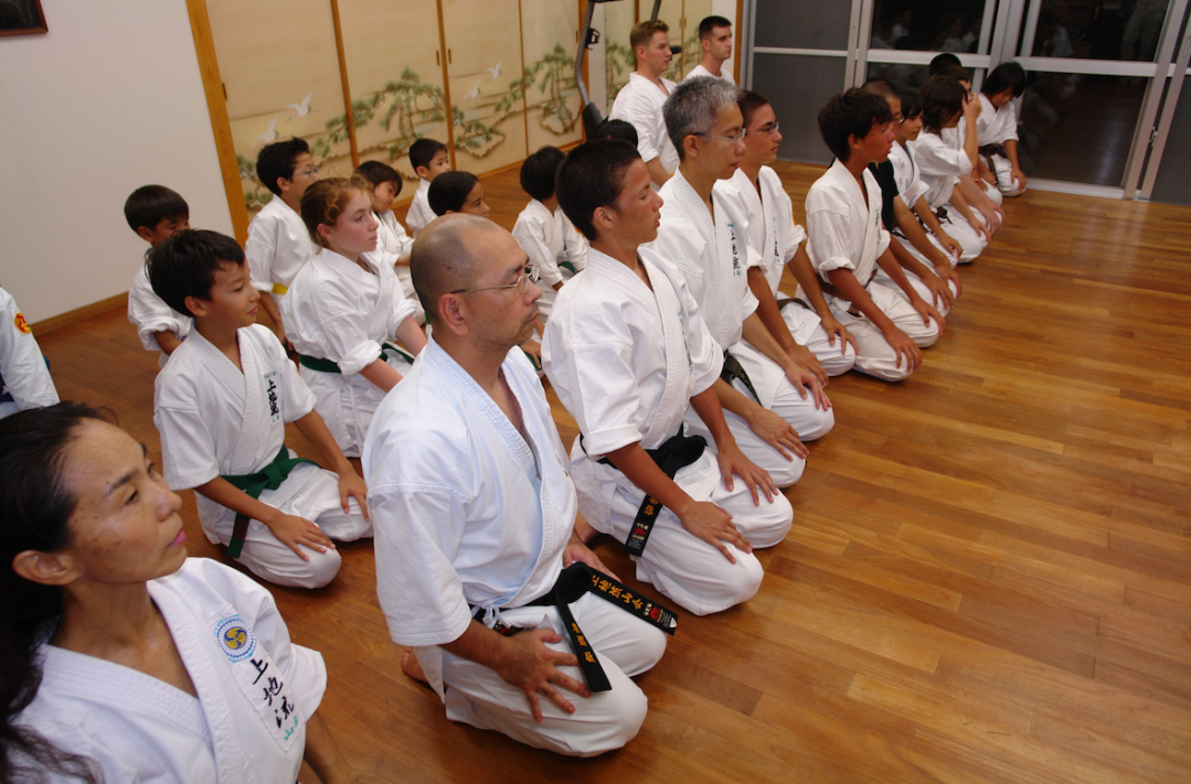 Traveling to japan learn martial arts